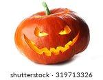 Funny Halloween Jack O' Lanter...