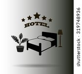 vector illustration of the sign ...   Shutterstock .eps vector #319748936