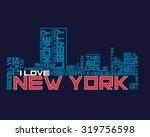 New York City. Nyc. Vintage...