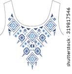 ethnic graphic for t shirt   Shutterstock .eps vector #319817546