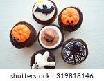 Happy Halloween Cupcakes...