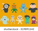 vector illustration of... | Shutterstock .eps vector #319891142