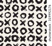 vector seamless pattern.... | Shutterstock .eps vector #319992176