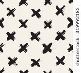 vector seamless pattern.... | Shutterstock .eps vector #319992182