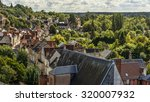 village next to the amboise... | Shutterstock . vector #320007932