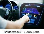 transport  destination  modern... | Shutterstock . vector #320026286