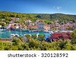 Adriatic village of Marina near Trogir, Dalmatia, Croatia