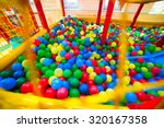 Ball Pool In The Children's...