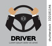 driver design element with...   Shutterstock .eps vector #320181146