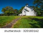 Historic Schoolhouse In Iowa