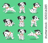 Cartoon Character Dalmatian Do...