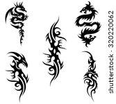 tattoo | Shutterstock .eps vector #320220062