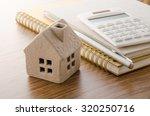 housing plan | Shutterstock . vector #320250716
