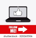 follow me social and business...
