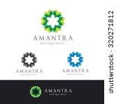 boutique hotel  hotel logo ... | Shutterstock .eps vector #320271812