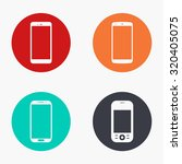 vector modern smartphone...