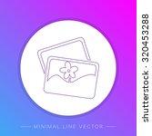 flat design icon   picture