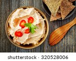 Bowl Of Cream Cheese With Chil...