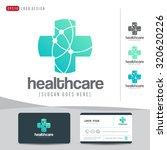 logo design medical healthcare... | Shutterstock .eps vector #320620226
