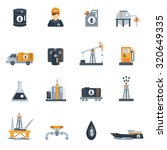 oil industry petroleum product... | Shutterstock . vector #320649335