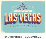 vintage style touristic... | Shutterstock .eps vector #320698622