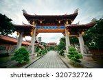 Chinese Buddhism Temple In...