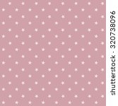 seamless pattern with stars on... | Shutterstock .eps vector #320738096