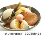 Japanese Food  Oden Simmered...