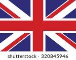 england flag vector   Shutterstock .eps vector #320845946
