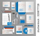 vector graphic professional... | Shutterstock .eps vector #320877728