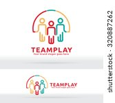 ������, ������: Team Work Play Logo
