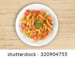 pasta. | Shutterstock . vector #320904755