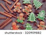 Christmas Gingerbread Cookies...