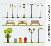 Light Posts And Outdoor...