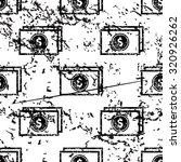 dollar banknote pattern  grunge ...
