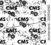 cms settings pattern  grunge ...