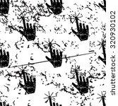 hand cursor pattern grunge ...