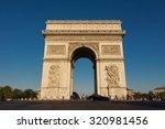 paris  france  september 27 ...   Shutterstock . vector #320981456