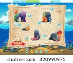 Fish World   Illustration...
