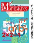 Mathematics. Vector Cover. A...