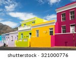 bo kaap  cape town   april 18... | Shutterstock . vector #321000776