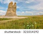 Castle Rock   Limestone Pillar...
