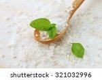Sea Salt Natural Close Up ...