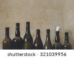The Old Empty Bottles Of...
