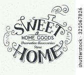 Sweet Home. Home Goods Store ...