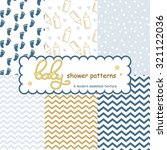 Baby Seamless Patterns Arrival...