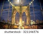 Beautiful Brooklyn Bridge In...