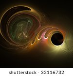abstract background. yellow... | Shutterstock . vector #32116732