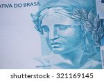 Small photo of Brazilian money closeup