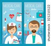 medical personal doctor... | Shutterstock .eps vector #321210122